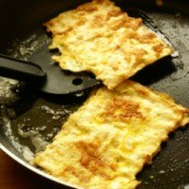 Fried Matzo
