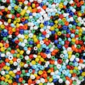 Spilled Beads