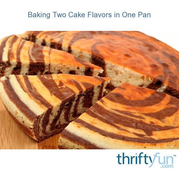 How Do You Make A Marble Cake With Cake Mix