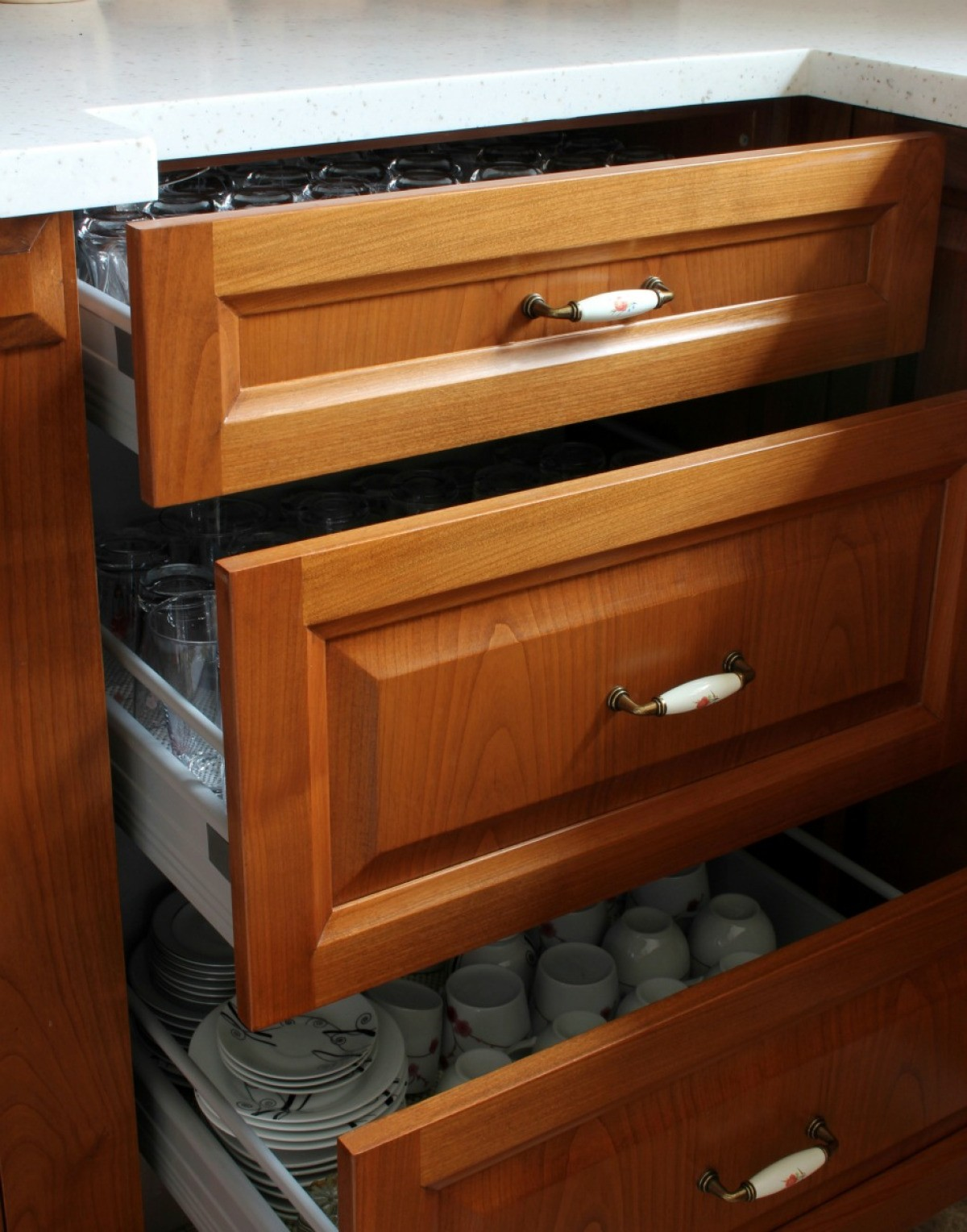Drawer and Shelf Liner Ideas | ThriftyFun