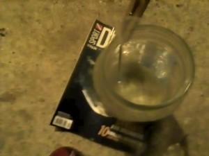 Pickle Jar Incense Burner
