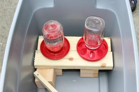 feeder stand