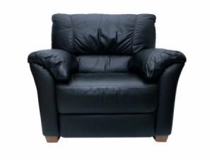 new leather chair