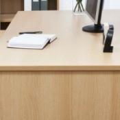 Particle Board Desk