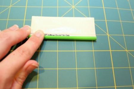 roll pen in tape 1