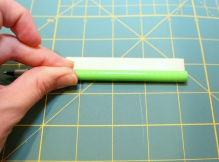 roll pen in tape 2