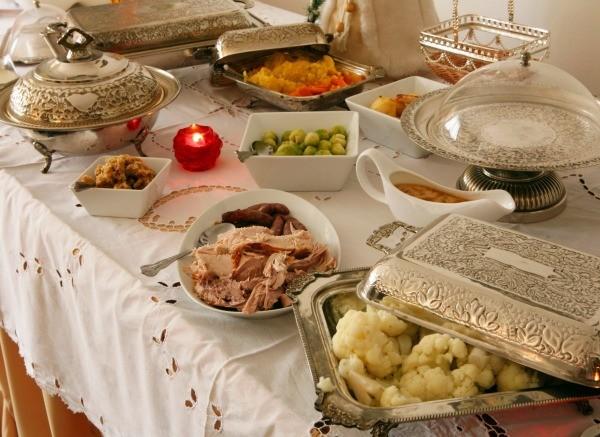 church christmas party ideas - Christmas Party Menu Ideas