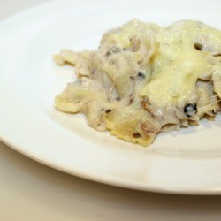 Creamy Tuna Casserole