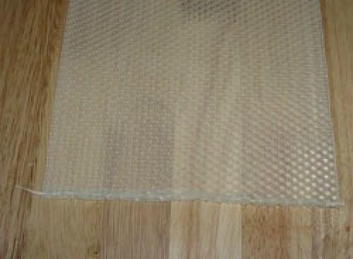 Beeswax sheet.