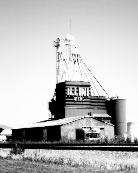 Illini Feeds Mill (Wataga, IL)