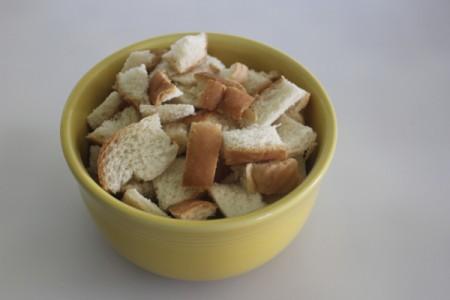 Banana Bread Bars