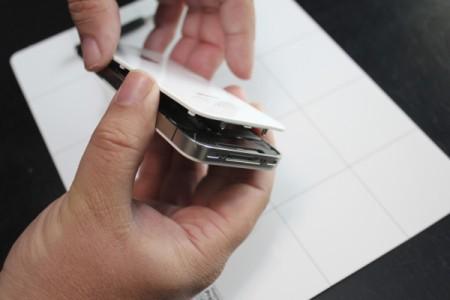 Fixing iPhone 4 Broken Back Glass