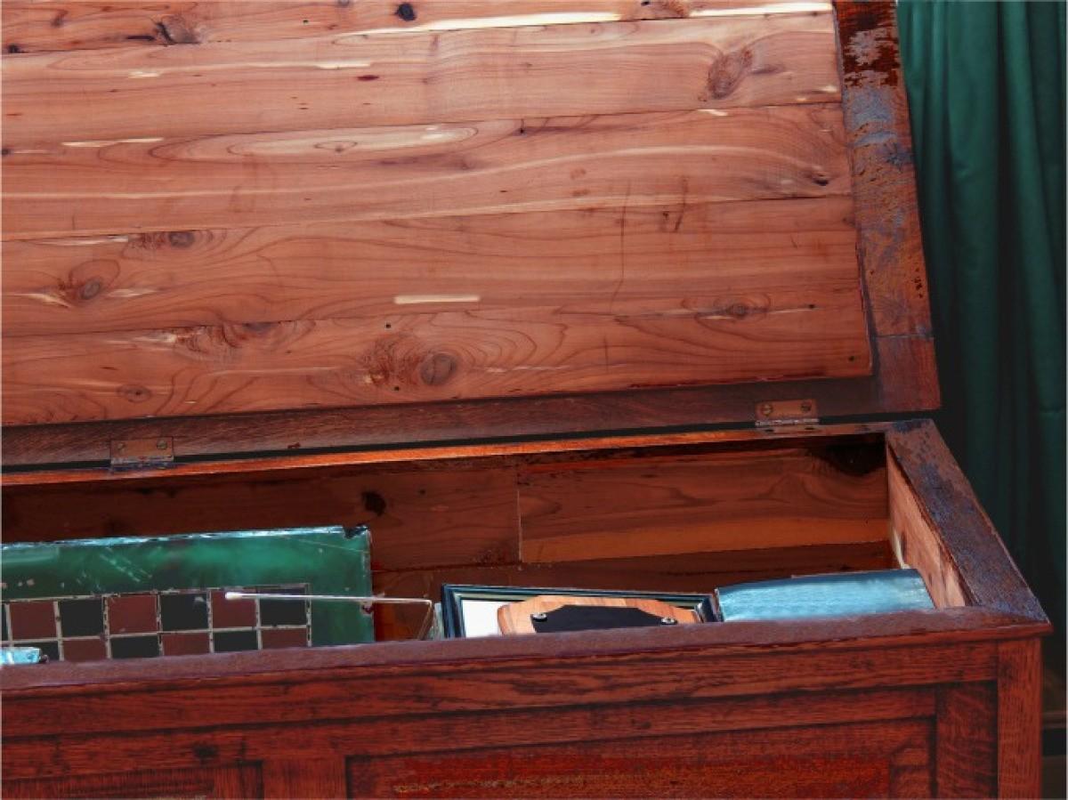 Removing Mothball Odor From A Cedar Chest