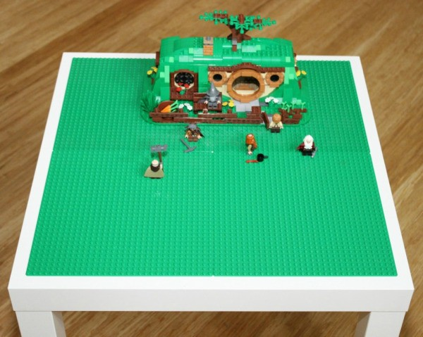 Making a Lego Table | ThriftyFun