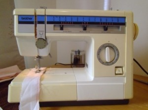 Older Brother sewing machine.