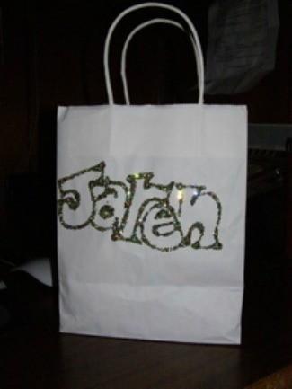 Birthday Goodie Bags