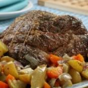 Overnight Roast Beef