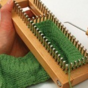 Adjustable Sock Loom