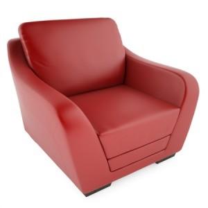 Vinyl Chair