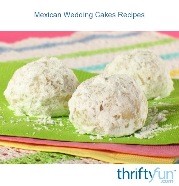 mexican wedding cakes with walnuts mexican wedding cakes recipes thriftyfun 17324