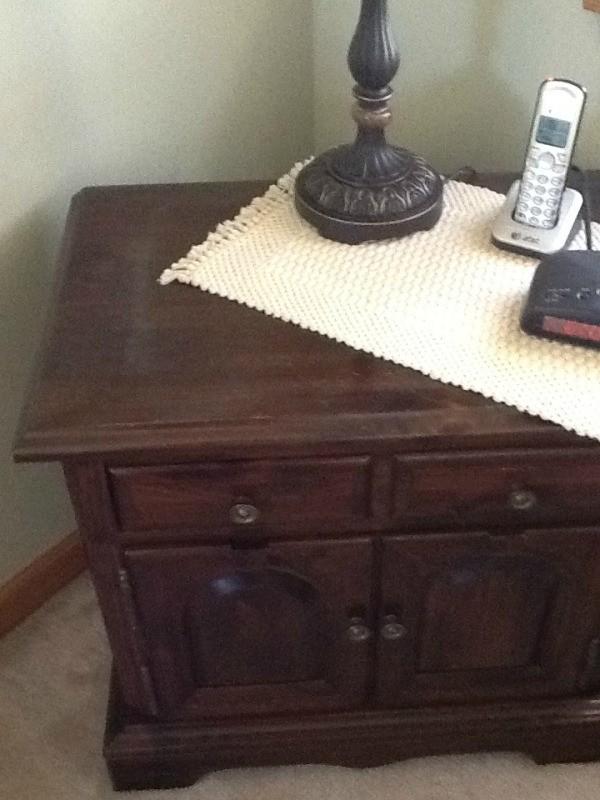 Making Faux Granite Furniture Tops Thriftyfun