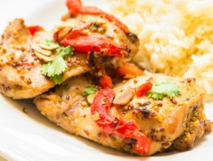 Southwestern Chicken Breasts