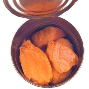 Can of yams