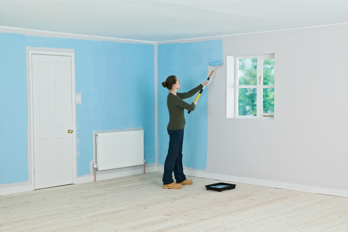Removing Paint Odors   ThriftyFun