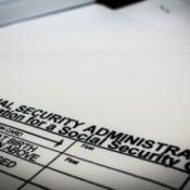 Social Security Paperwork