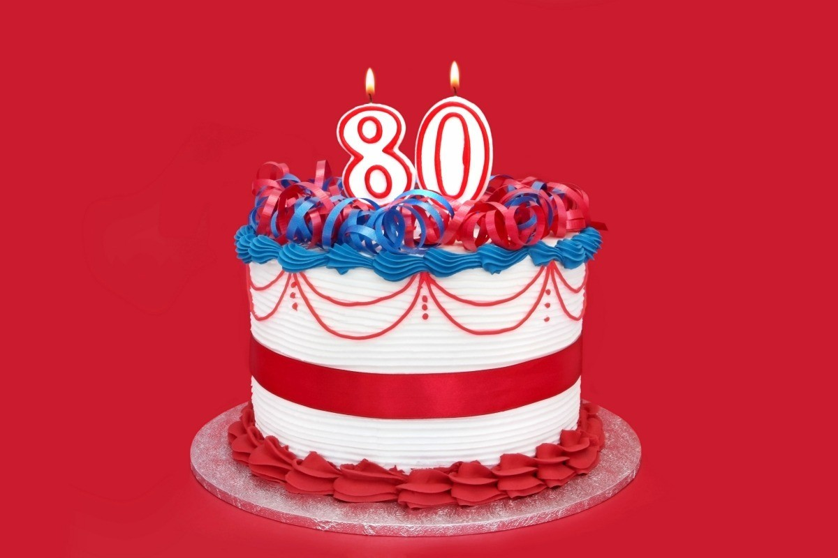 80th Birthday Gift Ideas