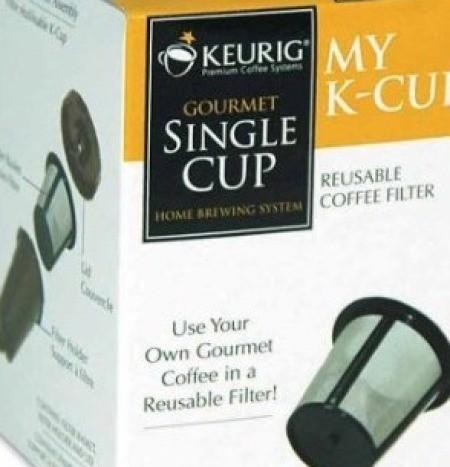 Keurig My K-cups