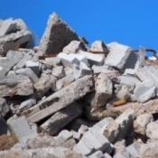 Chunks of Concrete (Urbanite)