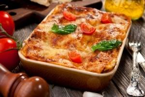 Pizza Lasagna.