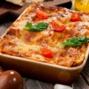 Pizza Lasagna.