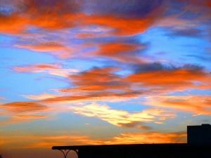 Sunset in La Jolla, CA