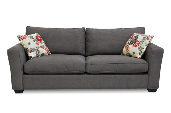 Choosing a comfortable couch thriftyfun for Sofas modernos en l