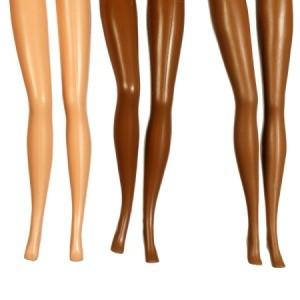 Barbie Doll legs