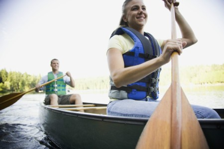 Tips for Steering A Canoe