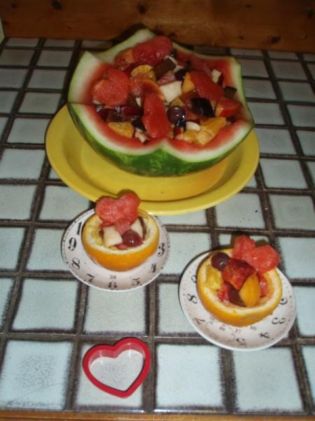 Make Fruit Cups