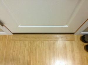 Hardwood Threshold