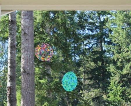 suncatchers outside 1