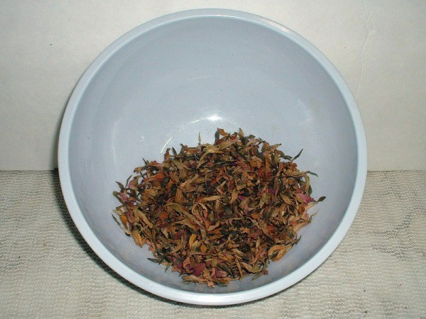 Bowl Of Seeds