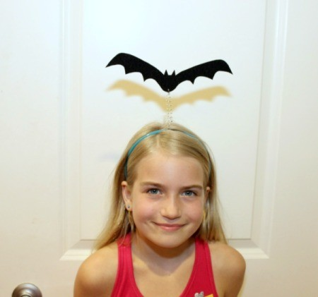 Wiggly Bat Headband
