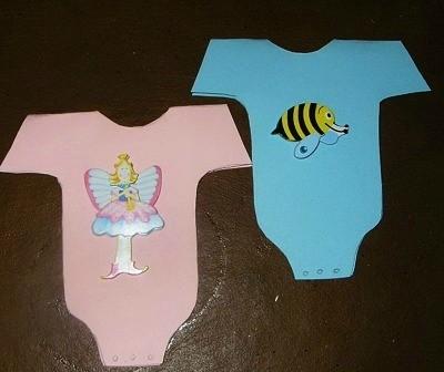 Homemade Baby Shower Invitation Ideas Thriftyfun