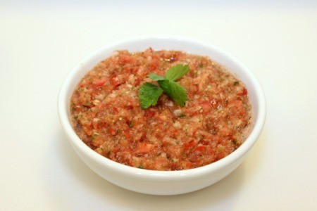 finished salsa