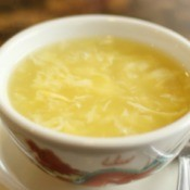 Egg Drop or Egg Flower Soup