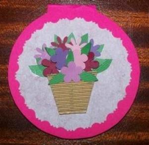 Circular Card