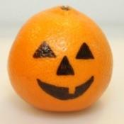Jack-O-Lantern Orange