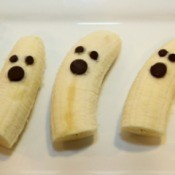 upclose banana ghosts