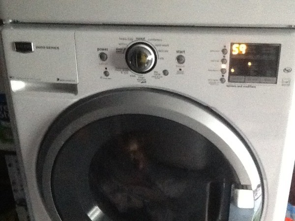 washing machine noise during spin cycle